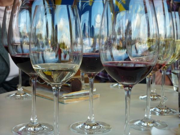 Wein Tasting